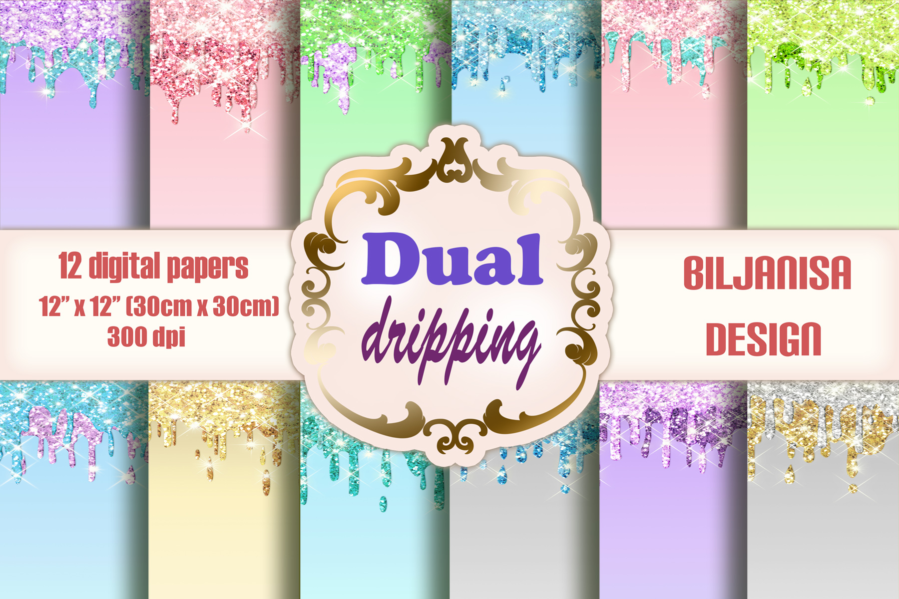 Dual dripping example image 1