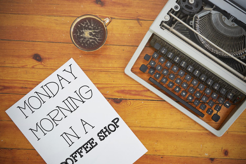 RAGDOLL Font Duo - Stamp Typewriter Font  example image 2