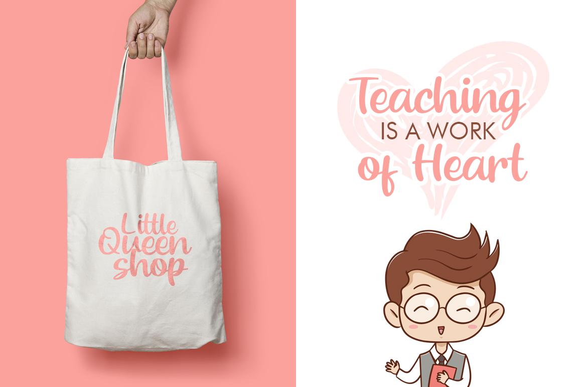 Beloved Teacher example image 2