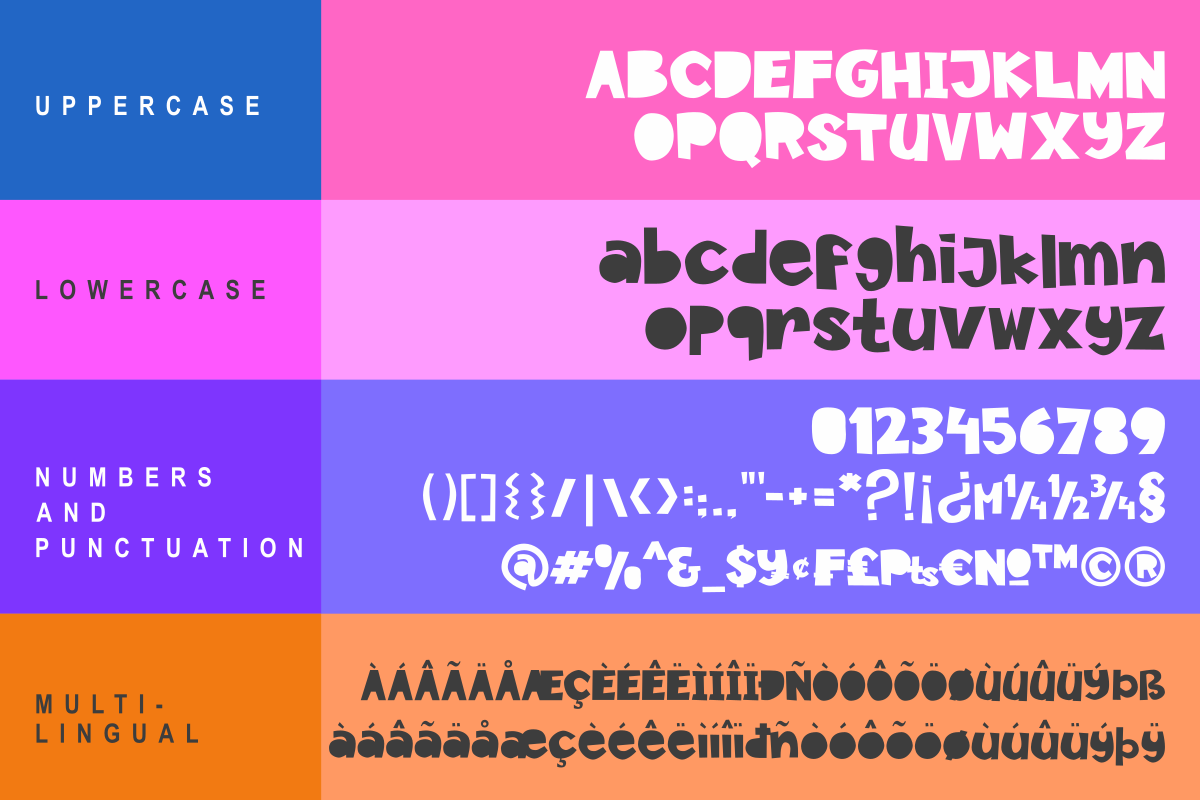 Paper Cutz Display Font example image 2