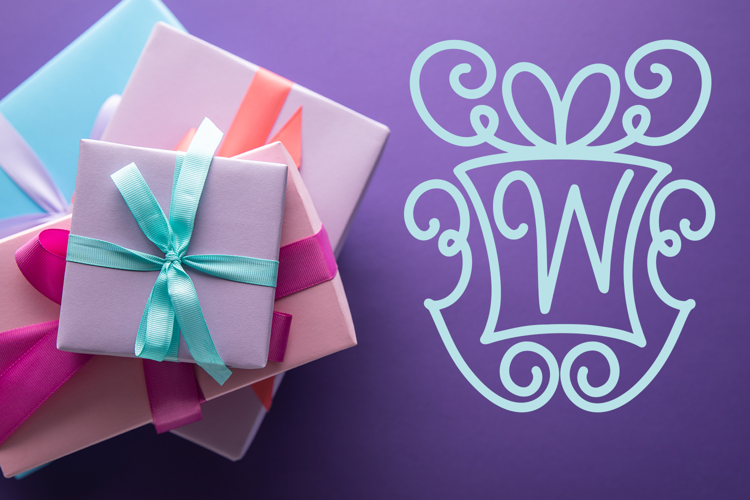 Christmasgram - A Hand-Written Monogram Font With SVG example image 4