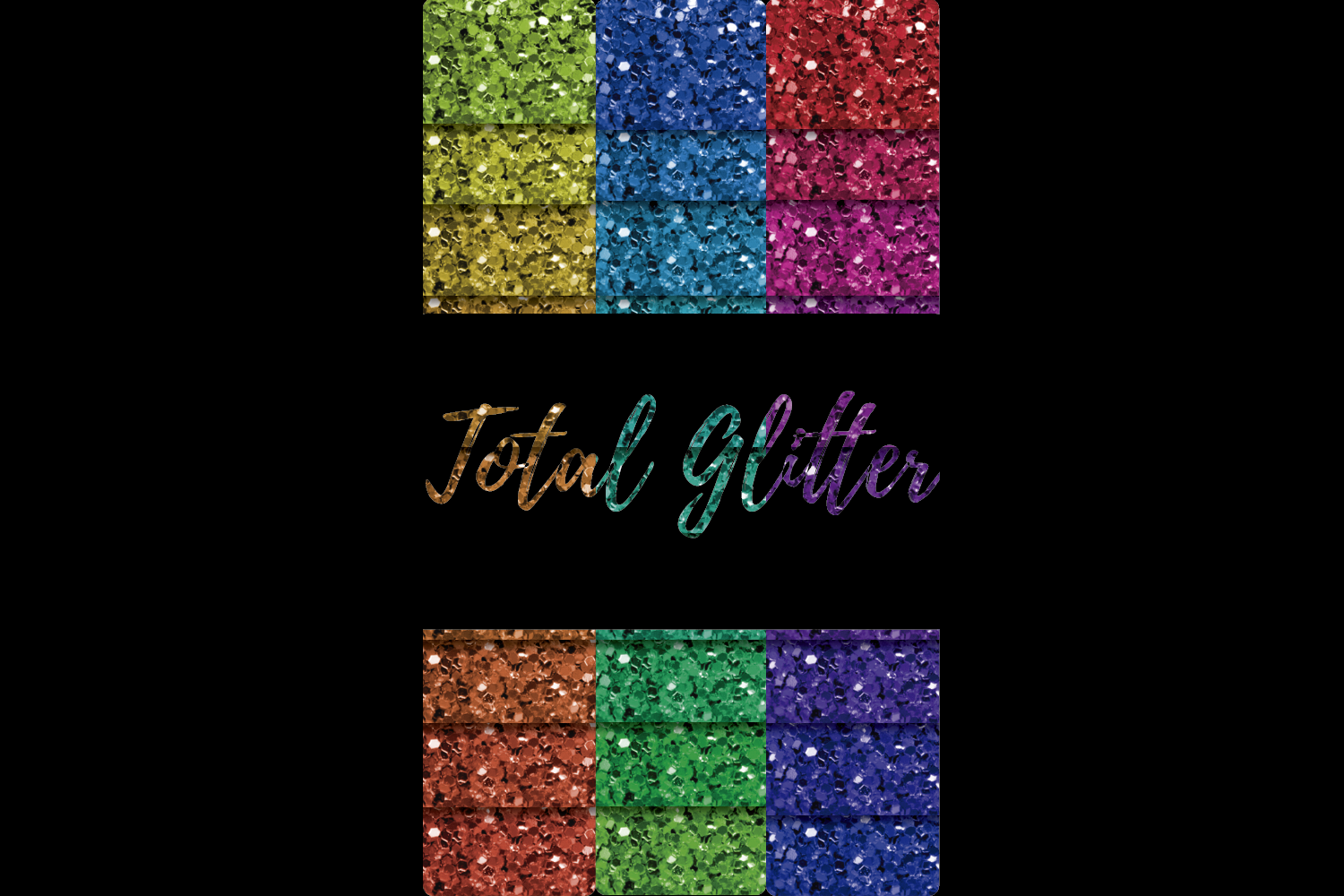 Total Glitter example image 1