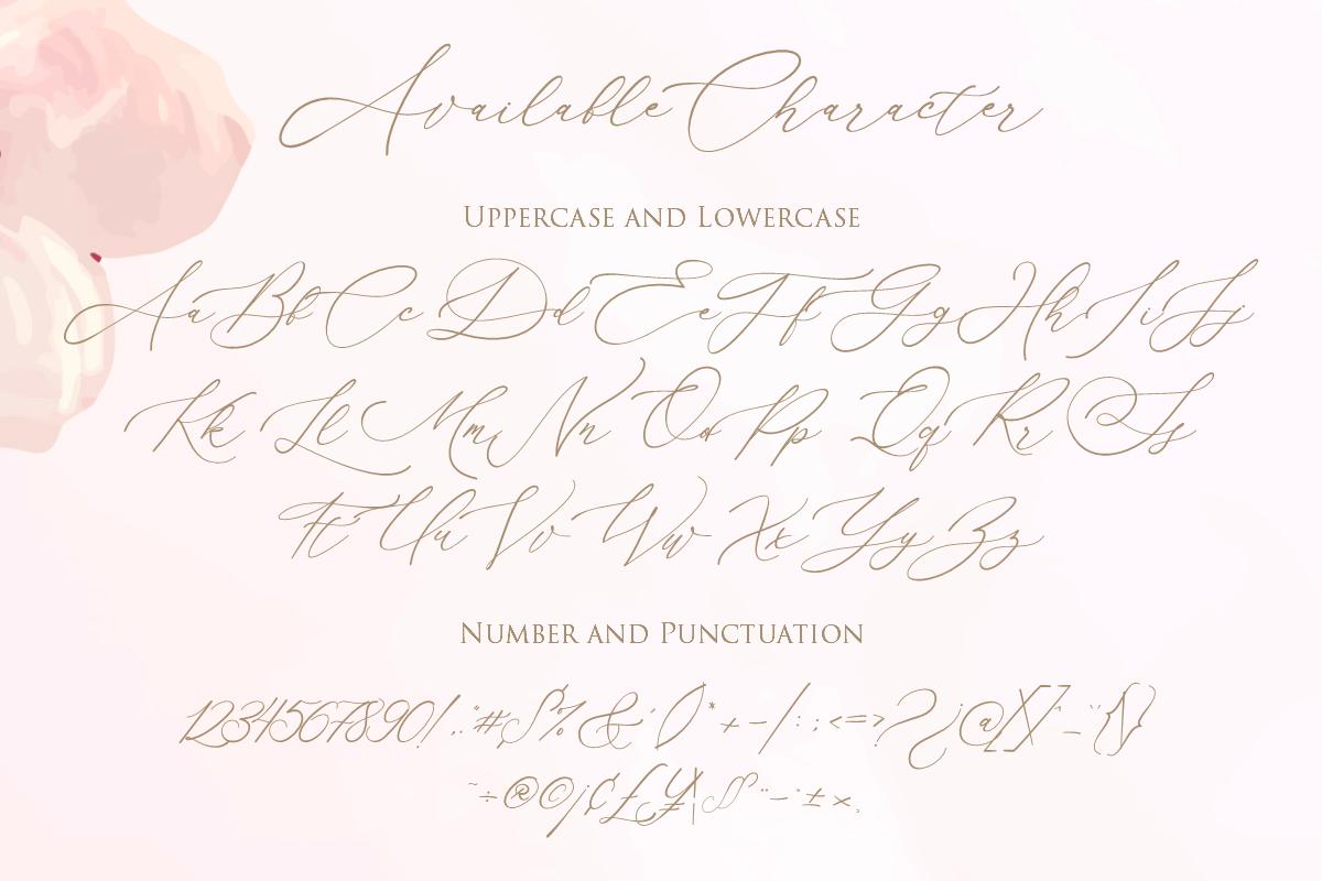 Samudera Script example image 7