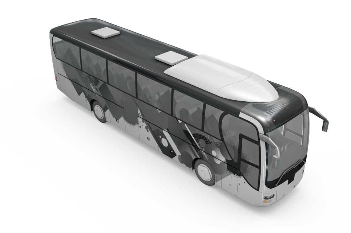 Bus Mockup example image 14