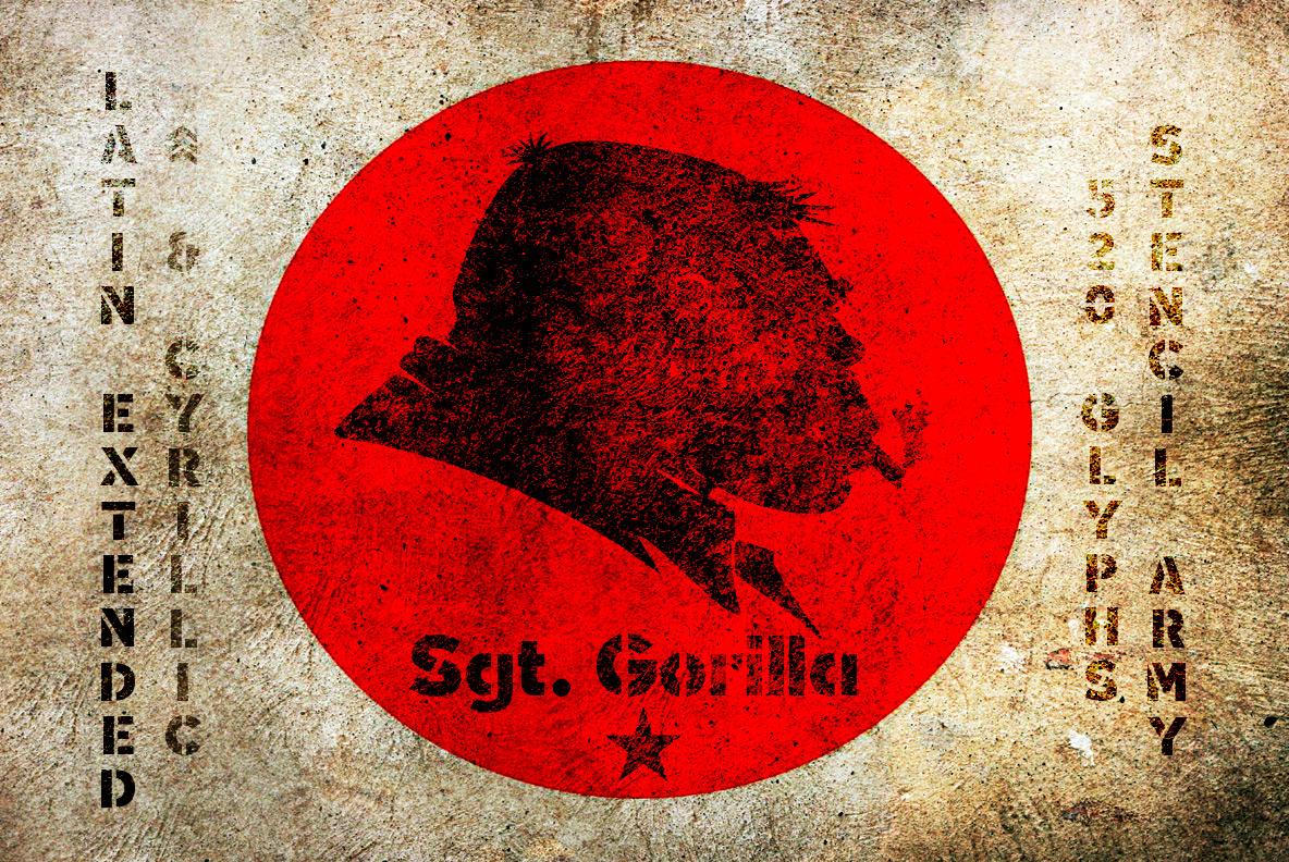 Sargento Gorila example image 7