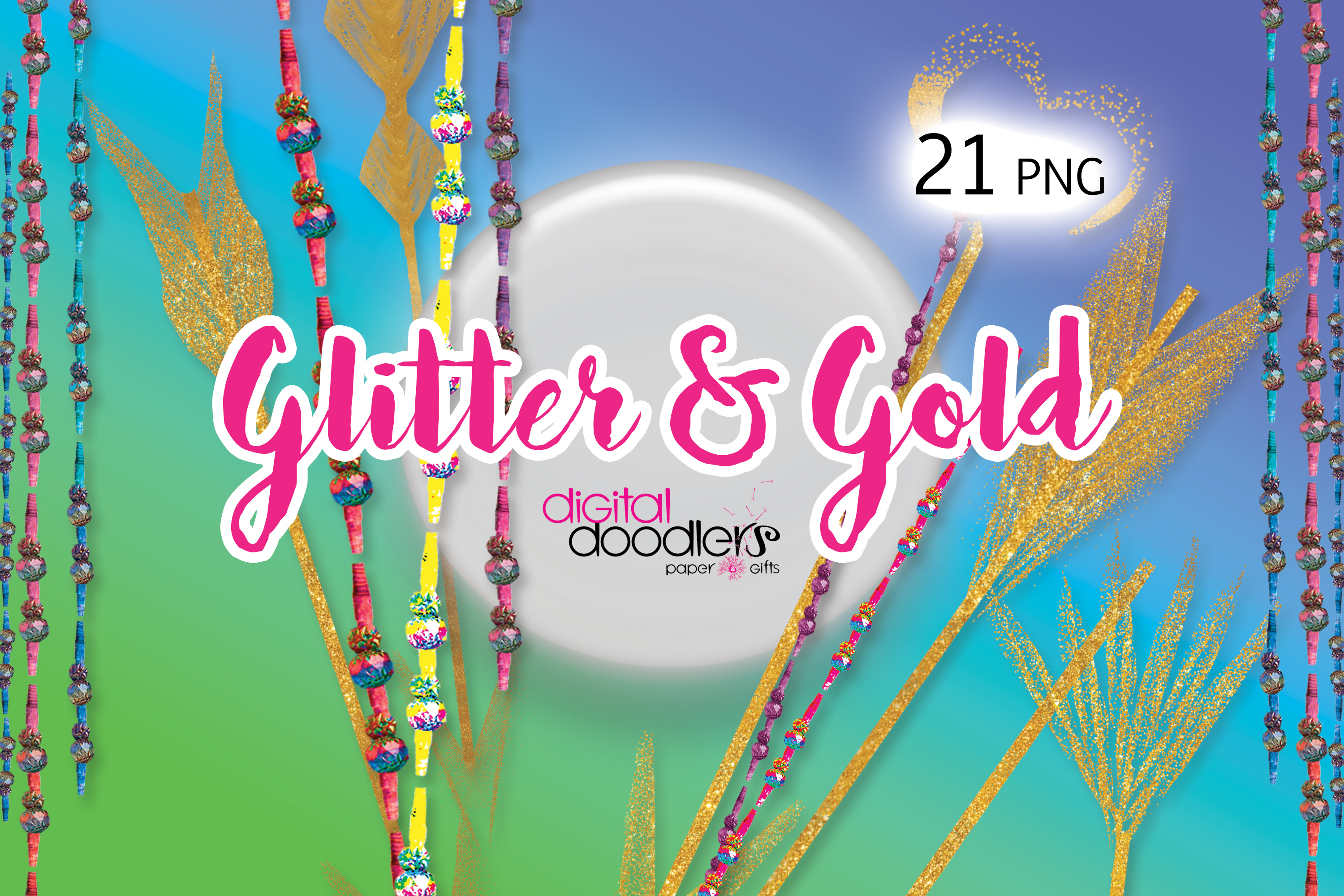 Glitter & Gold example image 2