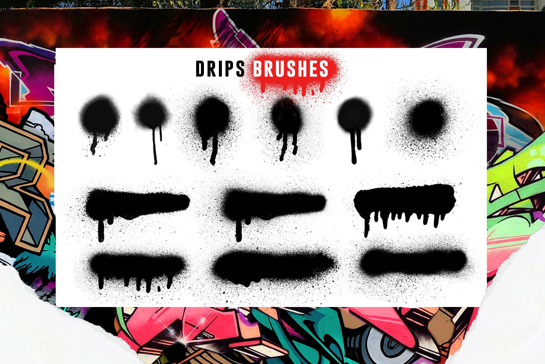PROCREATE GRAFFITI BOMBING example image 6