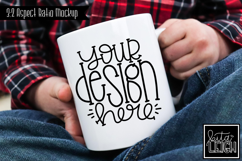 Child Mug Mockup Bundle example image 4