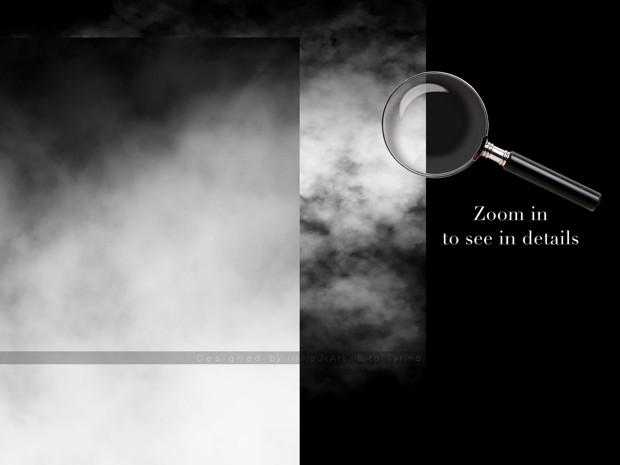 Real Fog Photo Overlay - Haze Overlays Pack example image 4