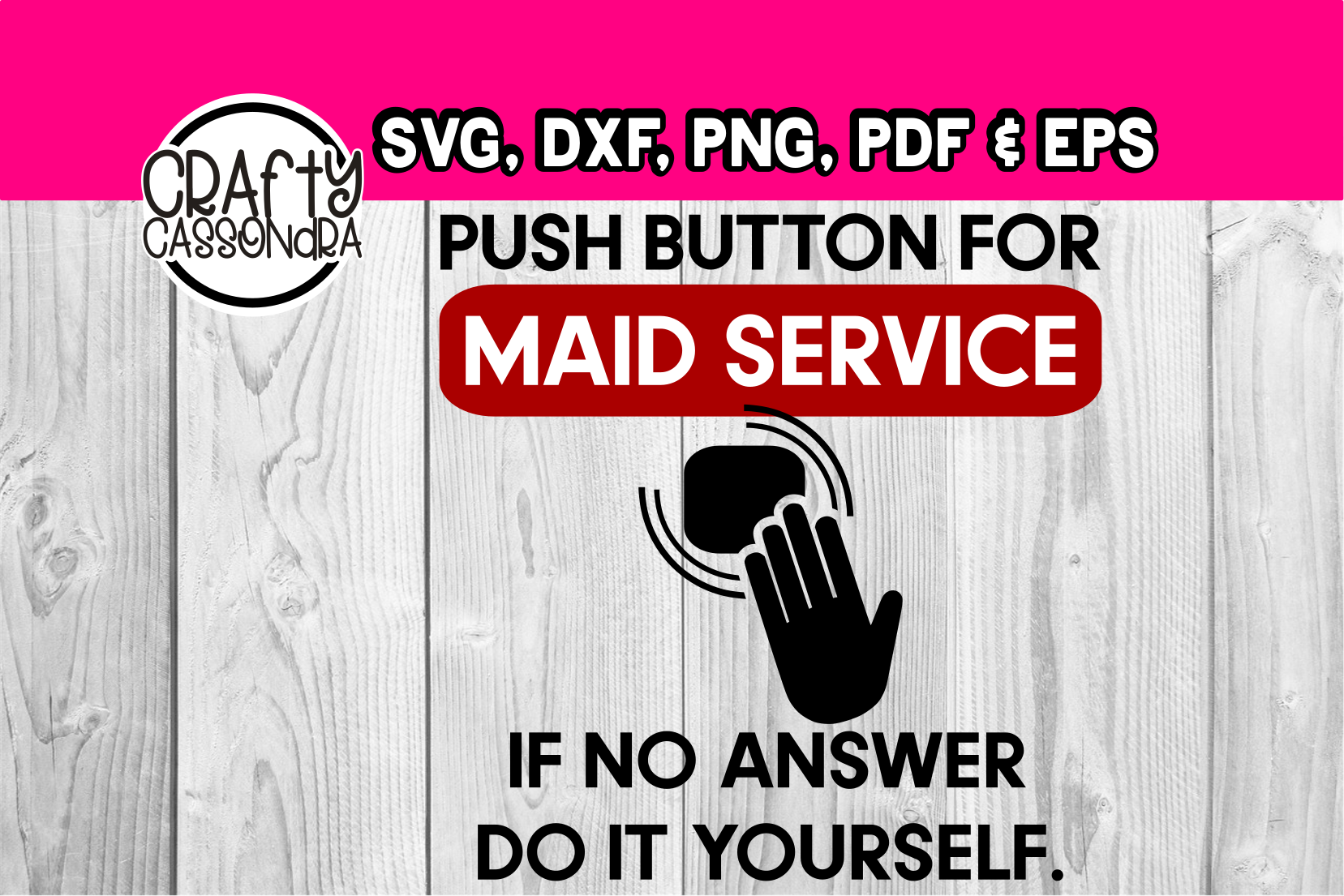 Maid service example image 1