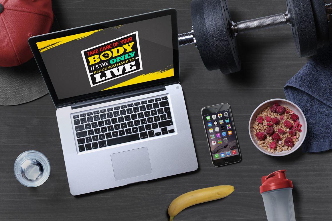 Sport Scene Generator example image 8