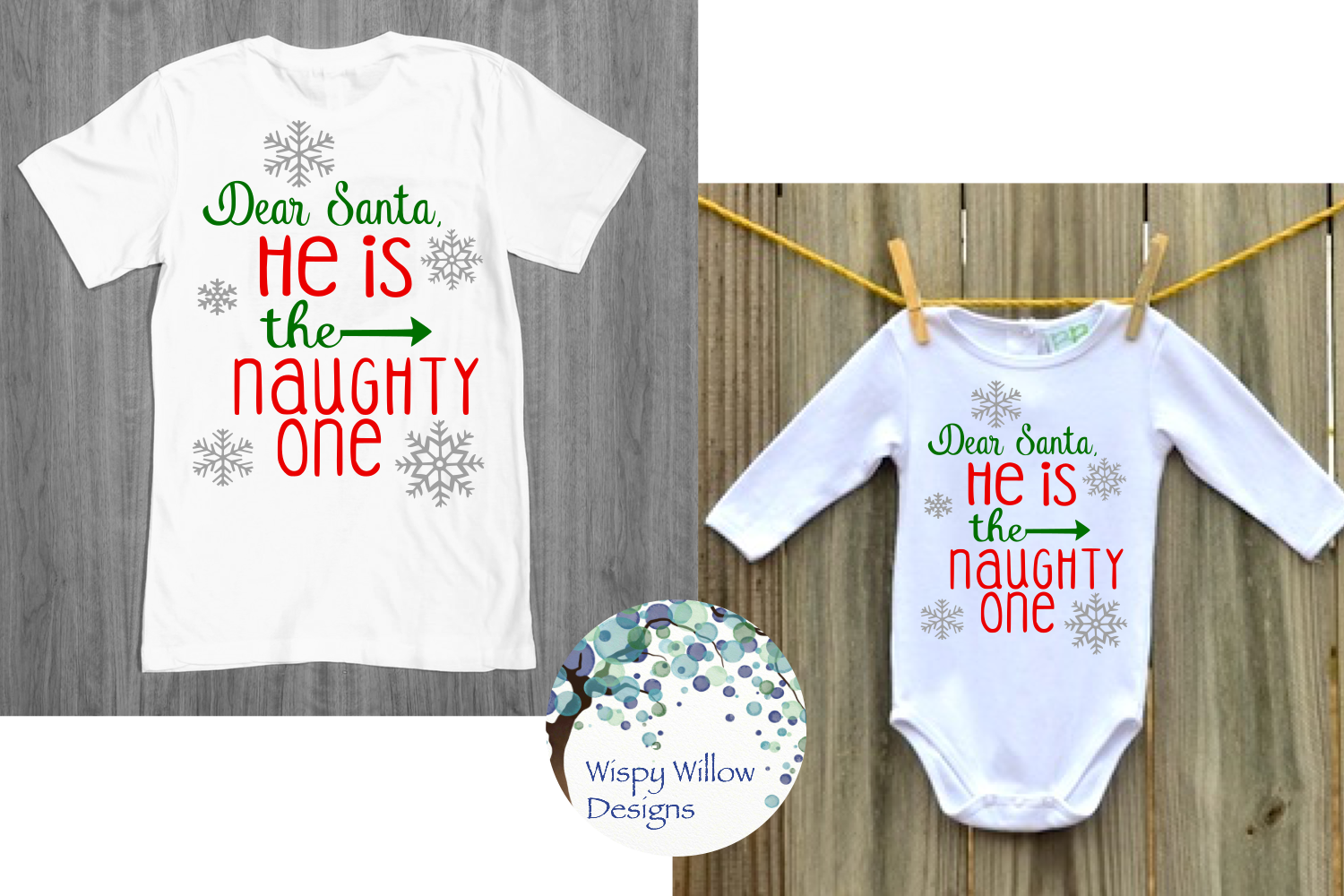 Kids Christmas Shirt Bundle | Funny Christmas SVG Cut Files example image 15