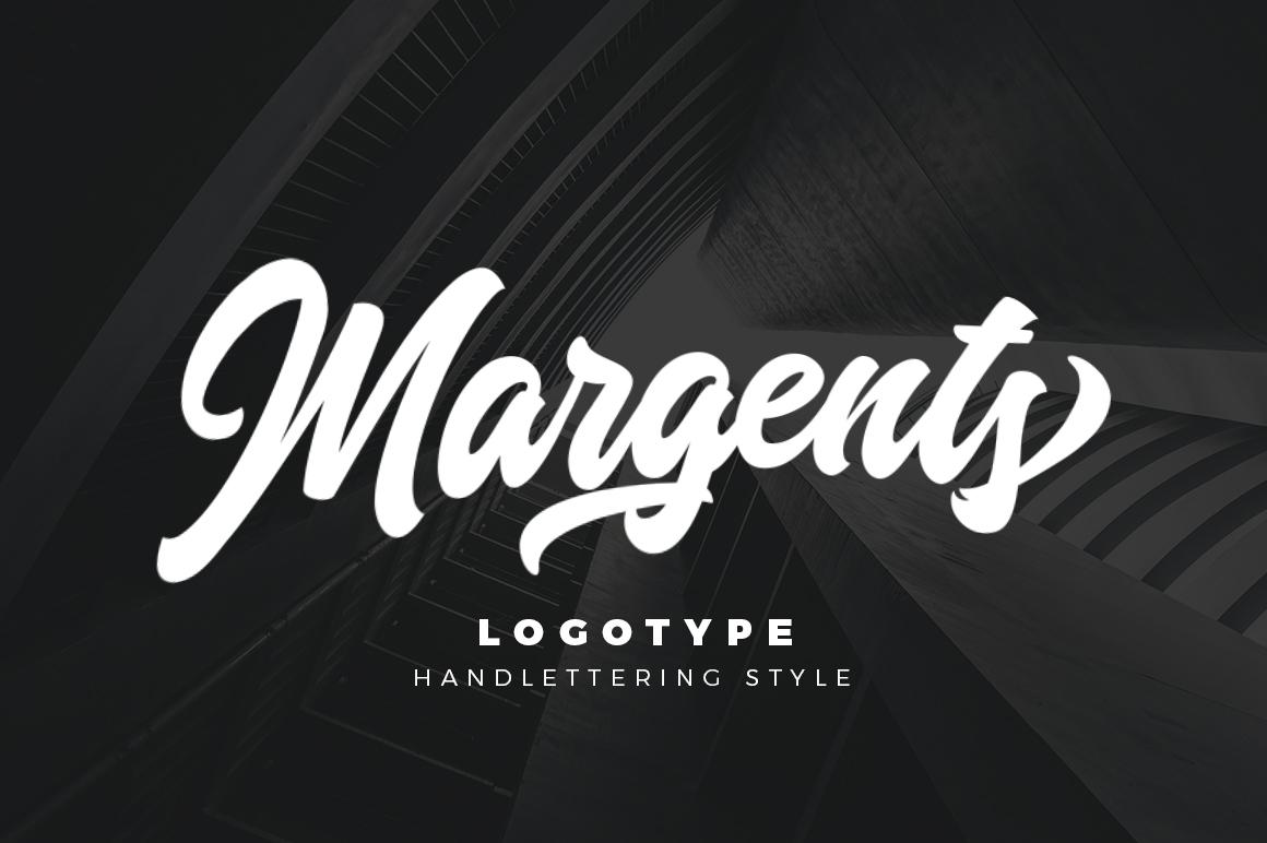 Margents - Logotype example image 1