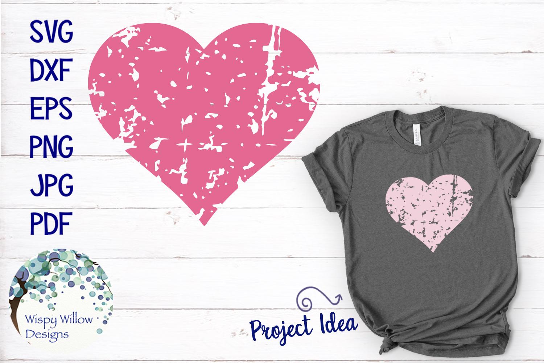 Heart Bundle | Plaid, Mermaid Scales, Mandala, Zentangle example image 3
