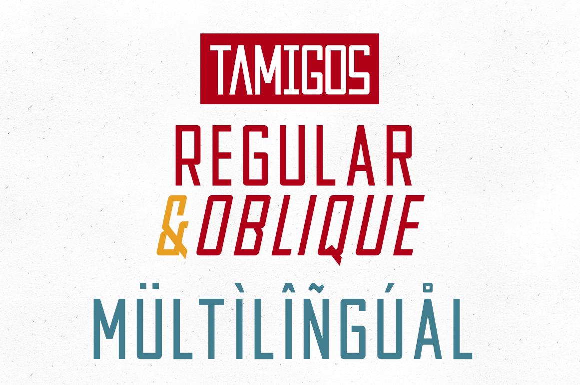 Quente Script & Tamigos example image 7