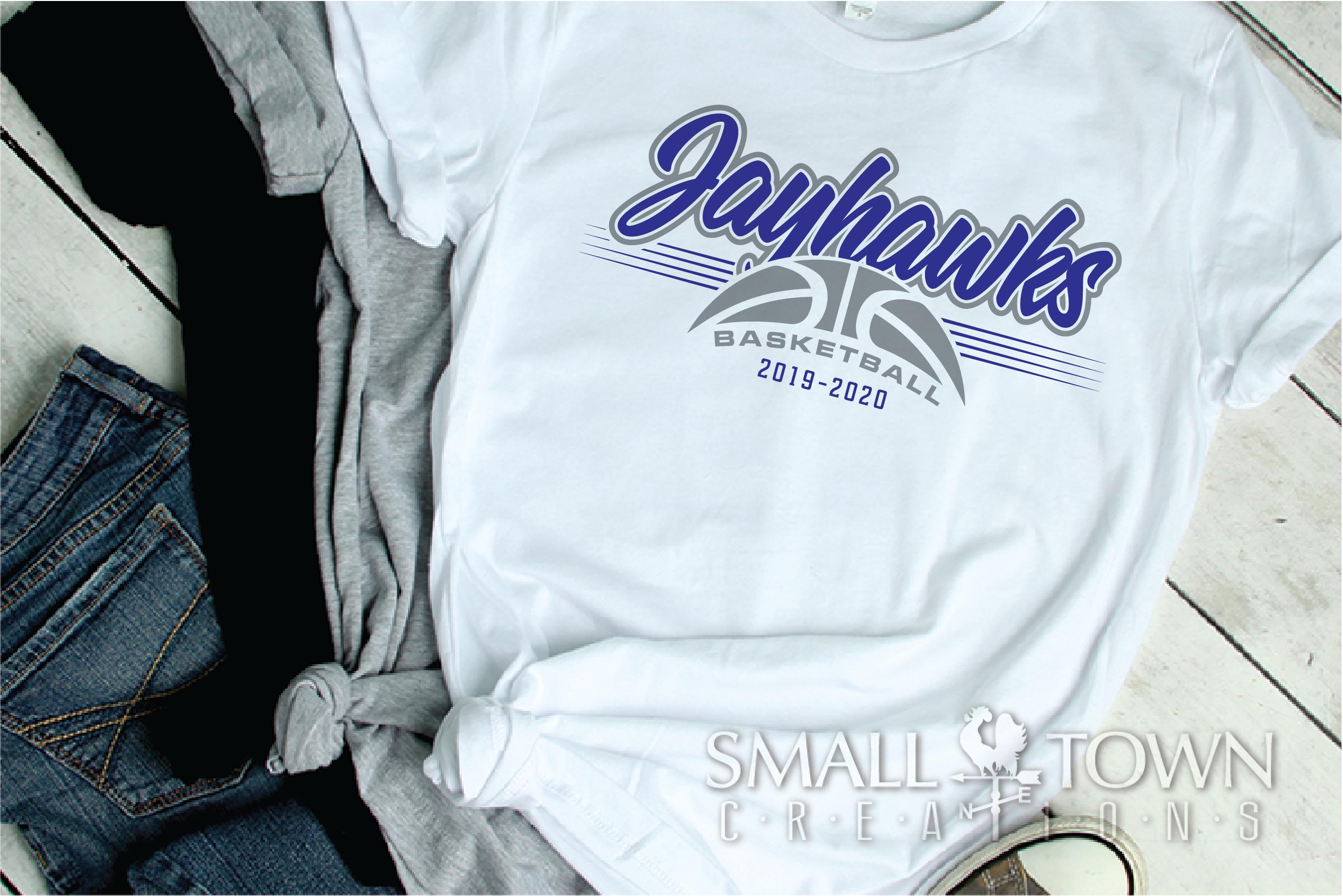 Jayhawk, Basketball, Sport, Design, PRINT, CUT, DESIGN example image 2