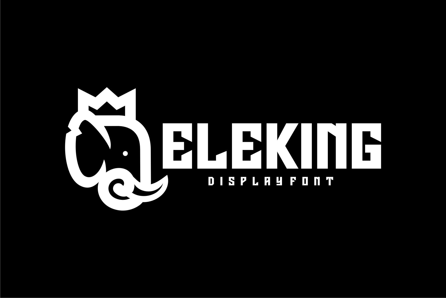 Elephant King example image 3