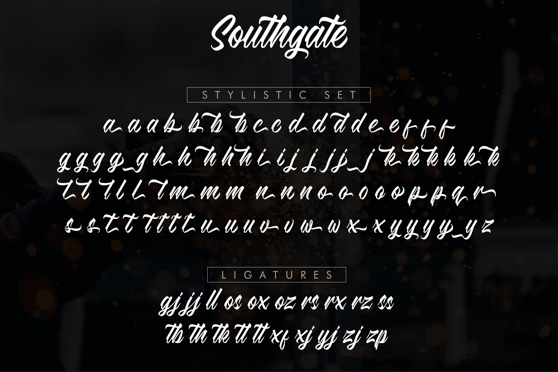 Southgate example image 12
