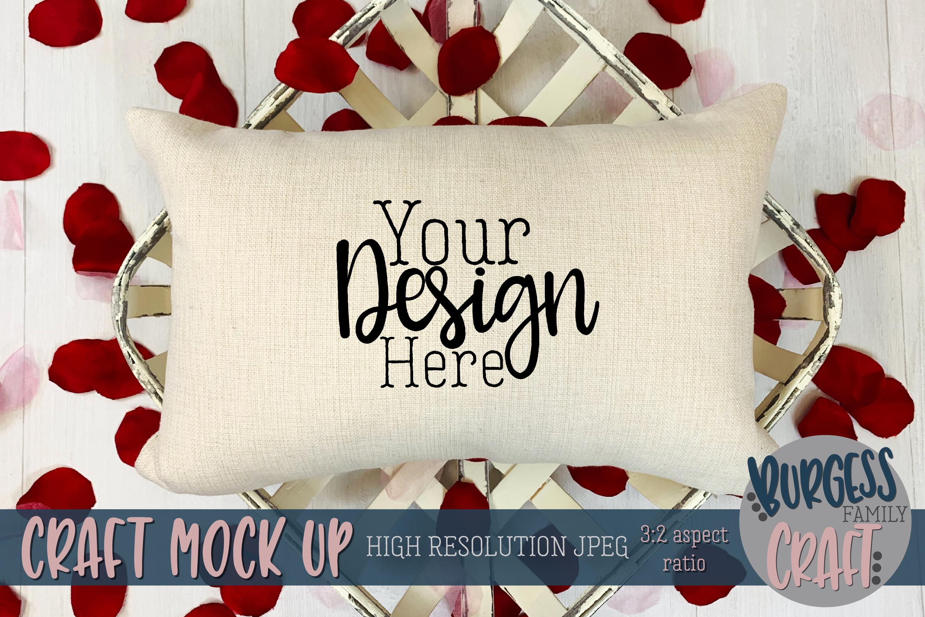 Valentine Mini Bundle Vol II | Craft mock up example image 6