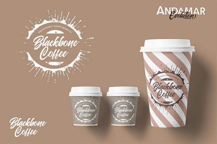 Andamar Font Family example image 4