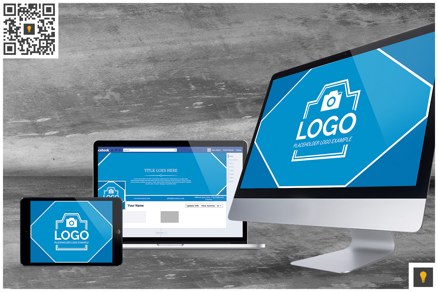 Law Firm Branding Bundle (50% OFF) example image 3