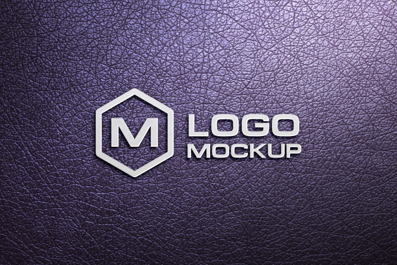 3D Logo Mock-up Bundle example image 10