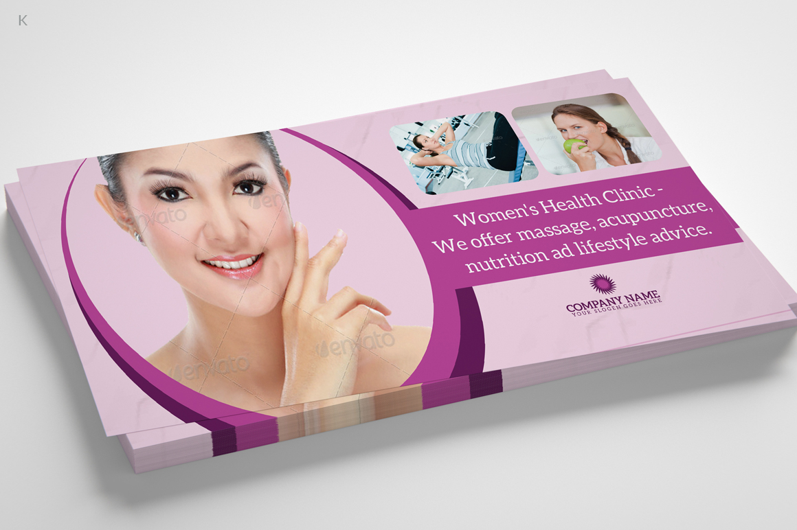 Skin Care Flyer example image 2