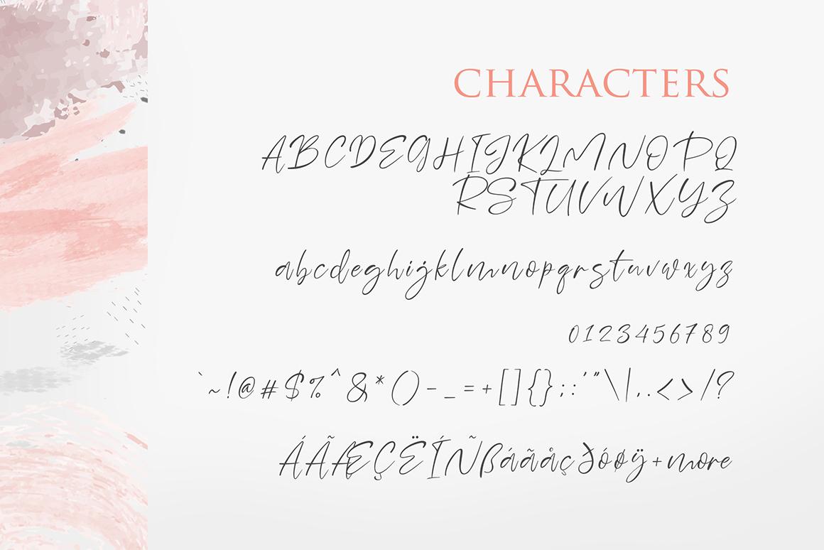 Sheenaz Script example image 9