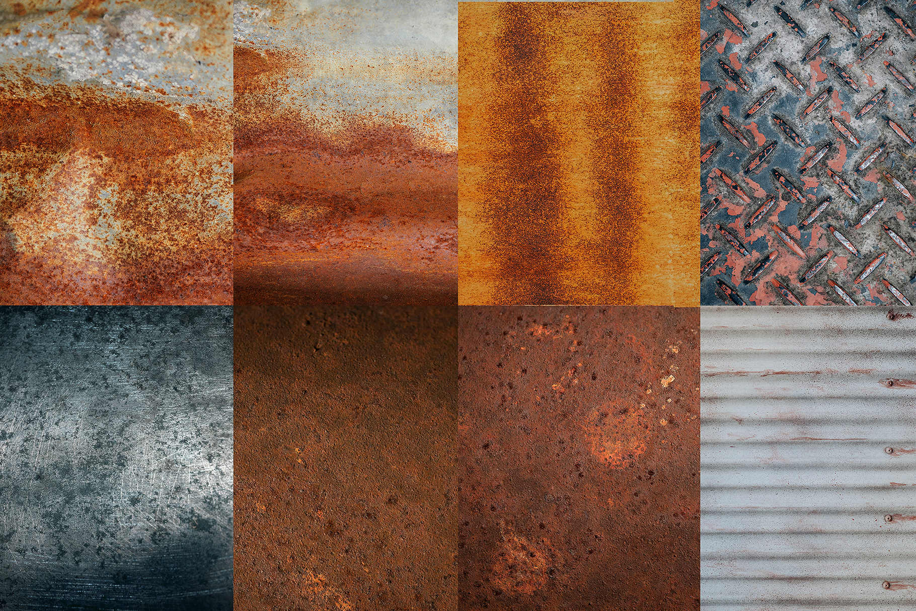 80+ Rust & Metal texture background example image 4