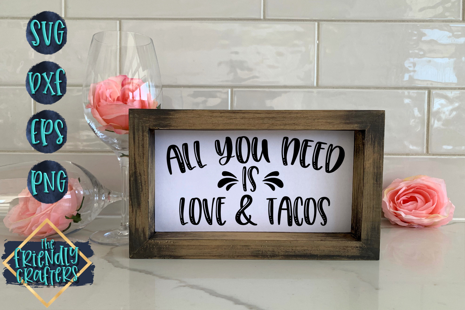All You Need Is Love & Tacos example image 1