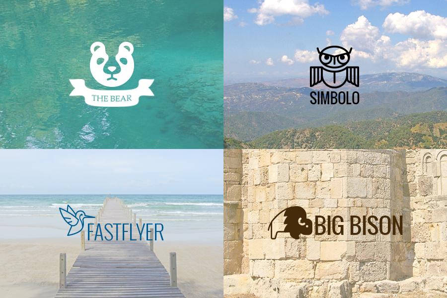12 minimal animal logo template example image 4