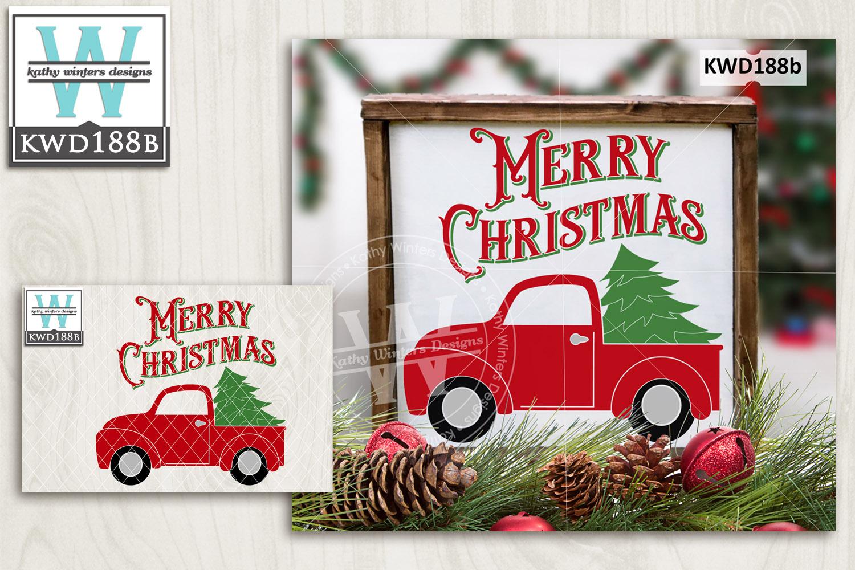 Christmas SVG - Christmas Bundle KWD188 example image 5