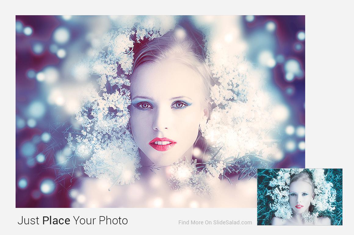 Soft Focus Photoshop Mock-ups example image 7