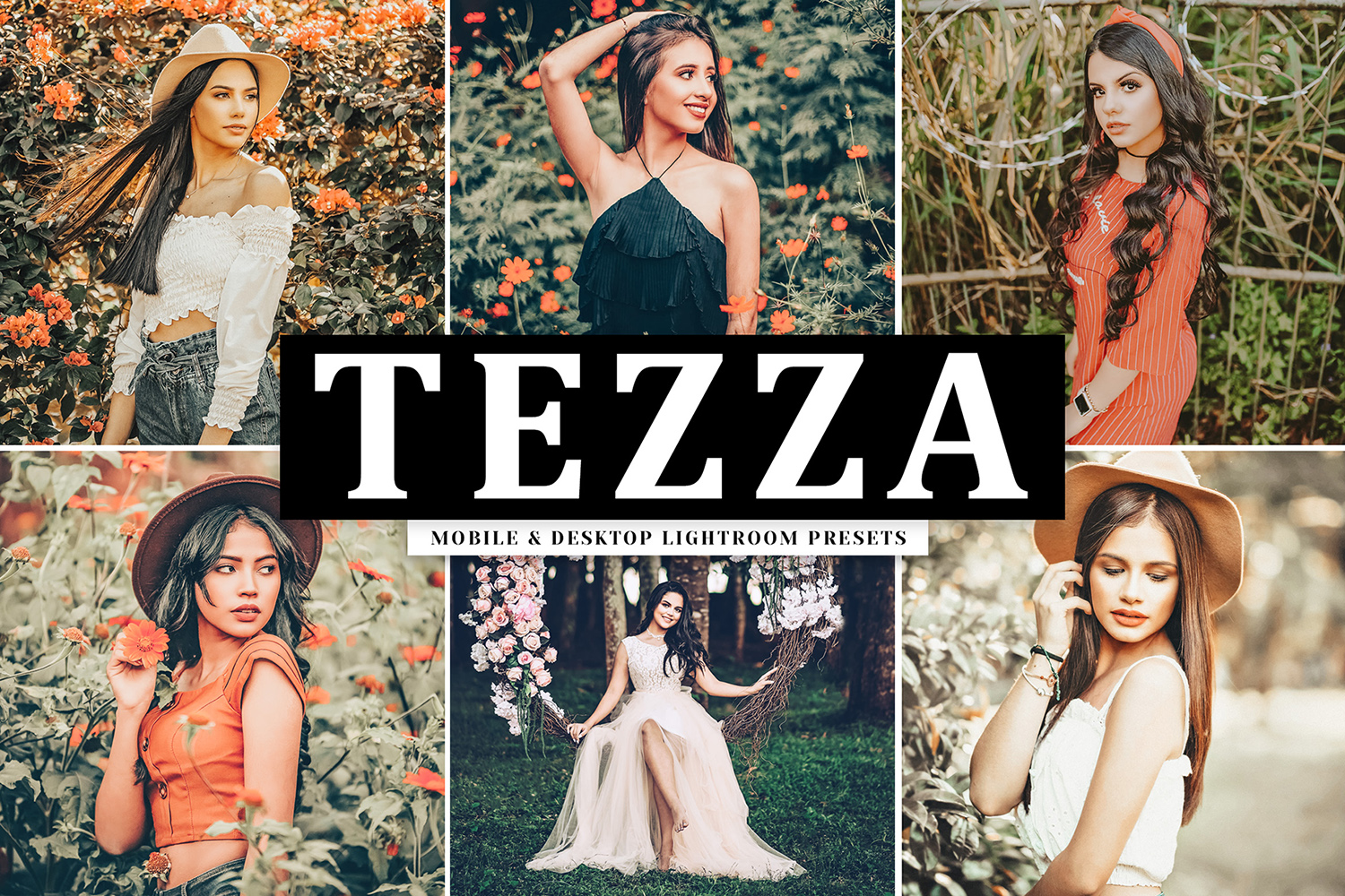 Tezza Mobile & Desktop Lightroom Presets example image 1