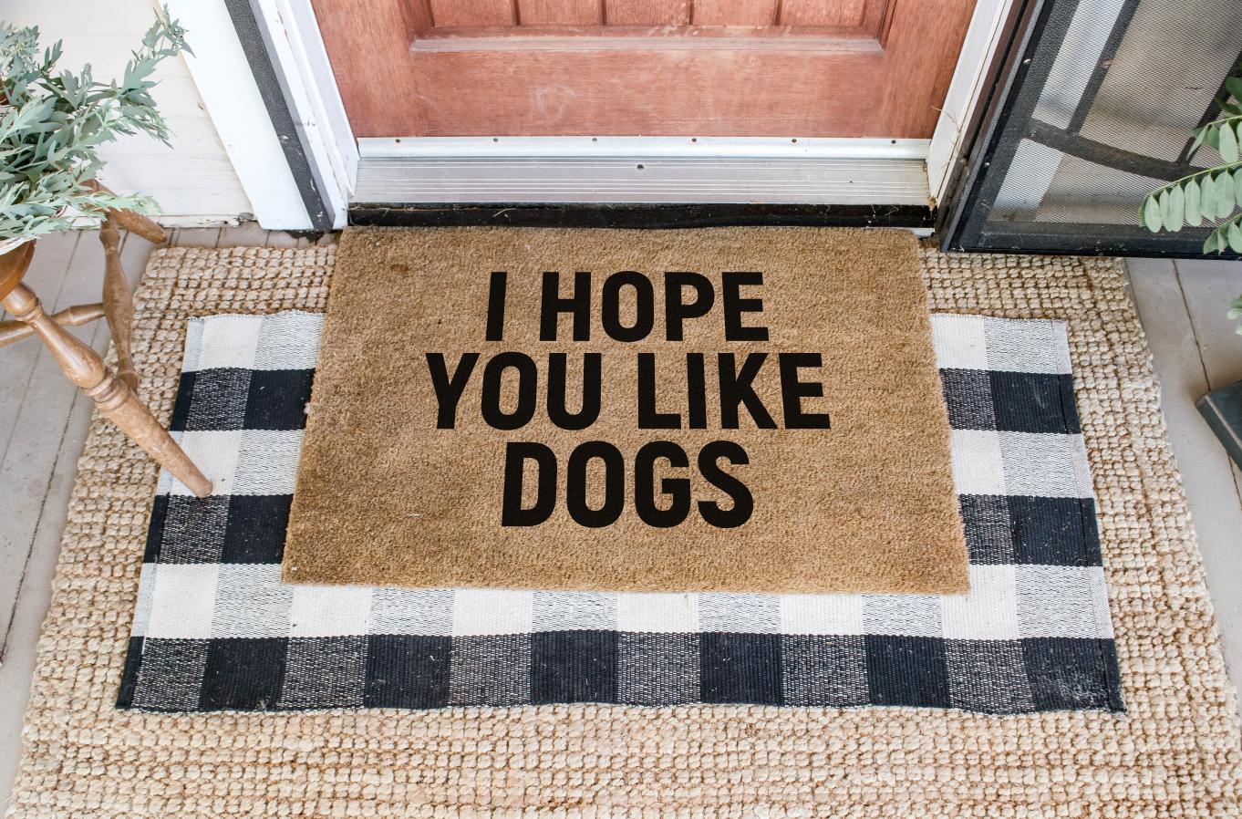 I Hope You Like Dogs example image 2