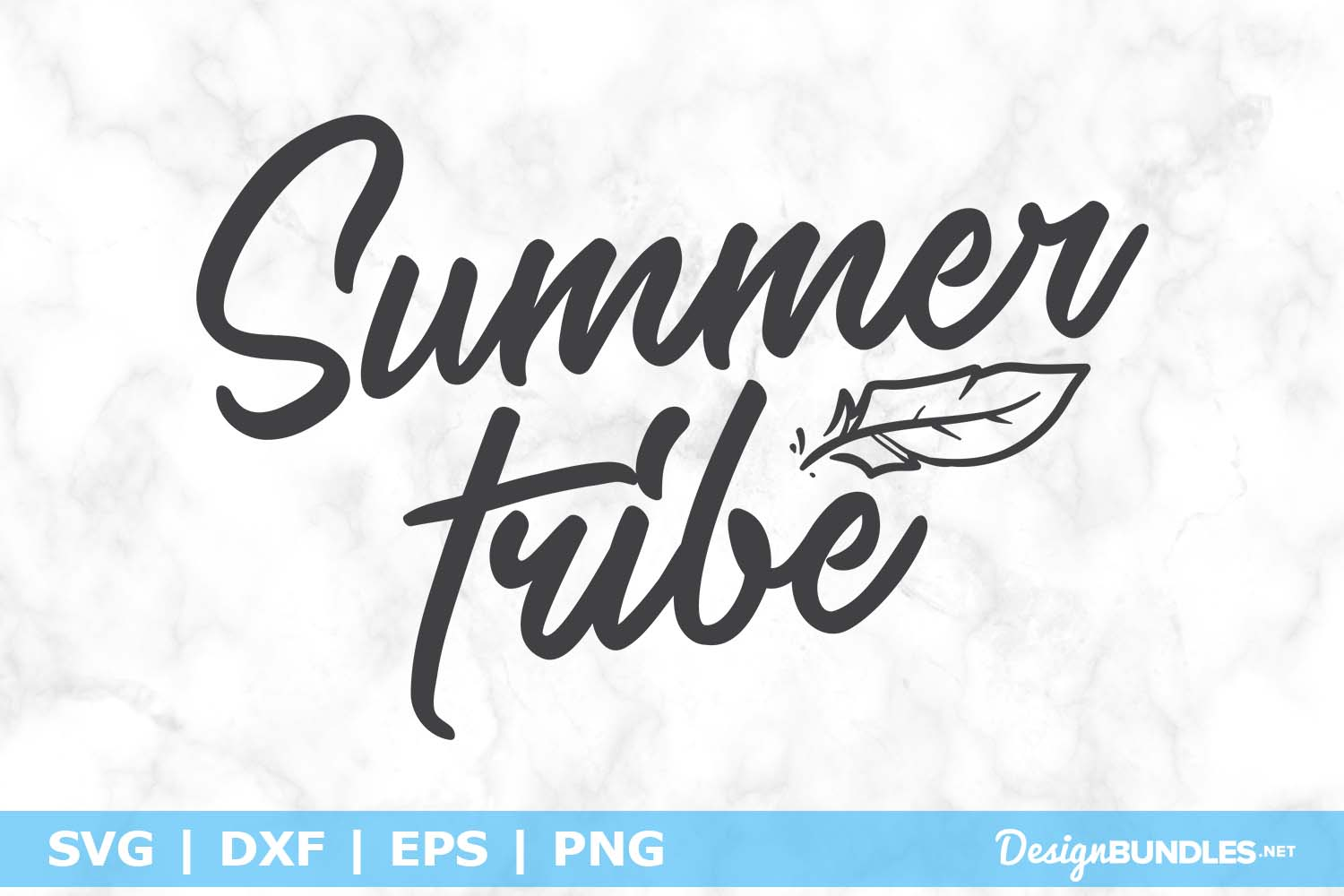 Summer Tribe SVG File example image 1