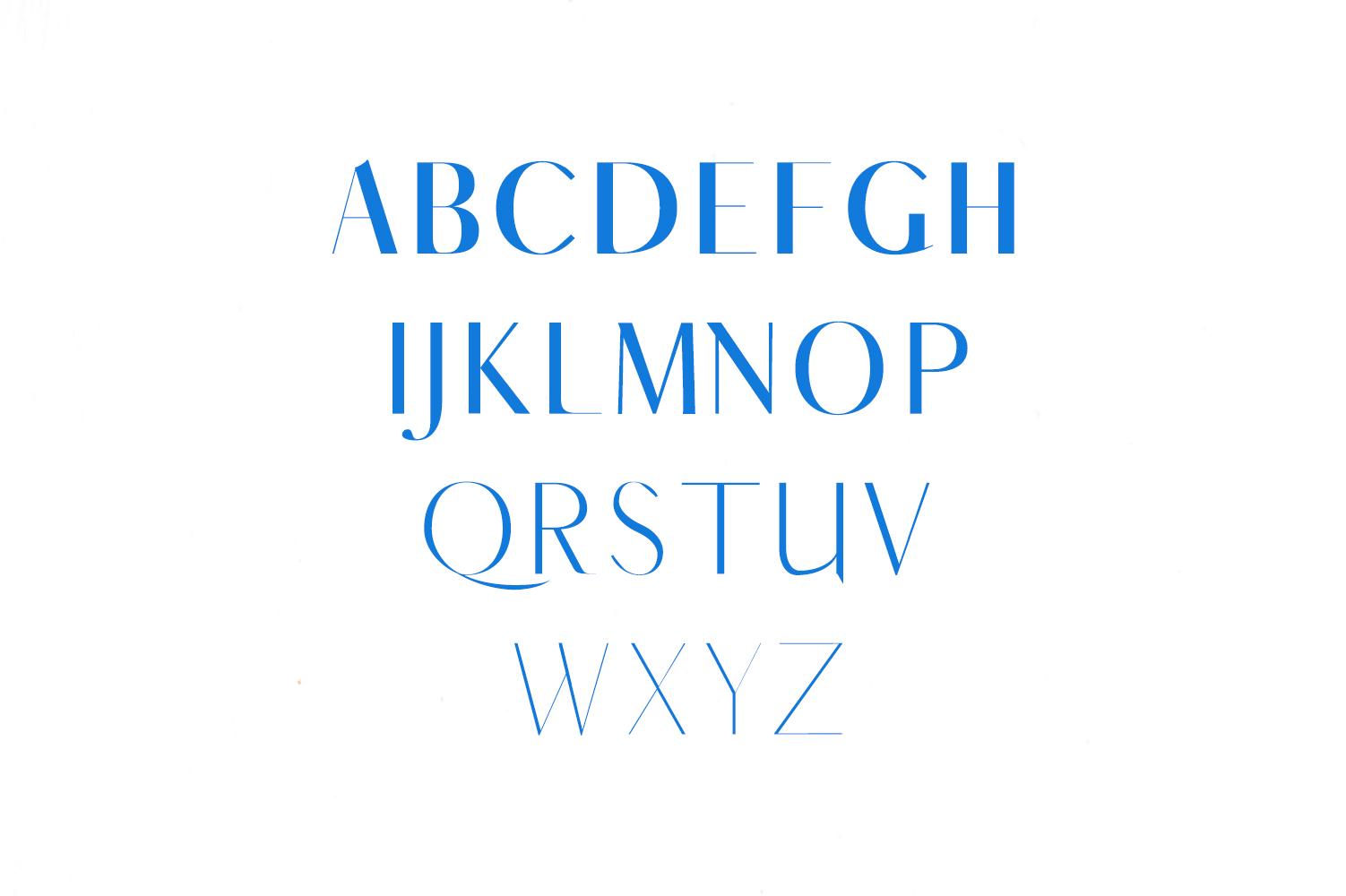 Adenn Sans Serif Typeface example image 2