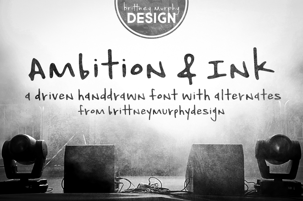 Ambition & Ink example image 1