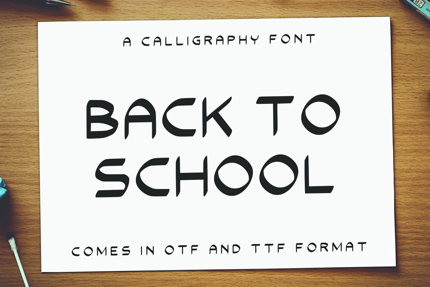 12 fonts in one bundle example image 9