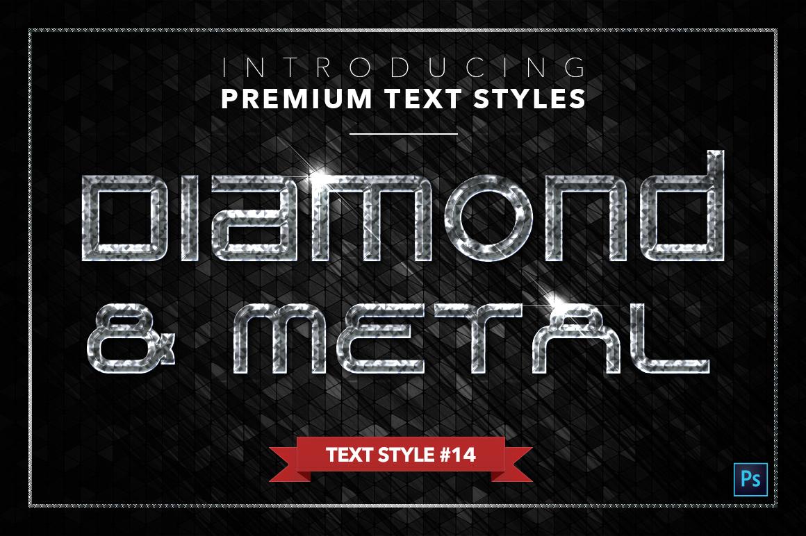 Diamond & Metal #3 - 18 Text Styles example image 15