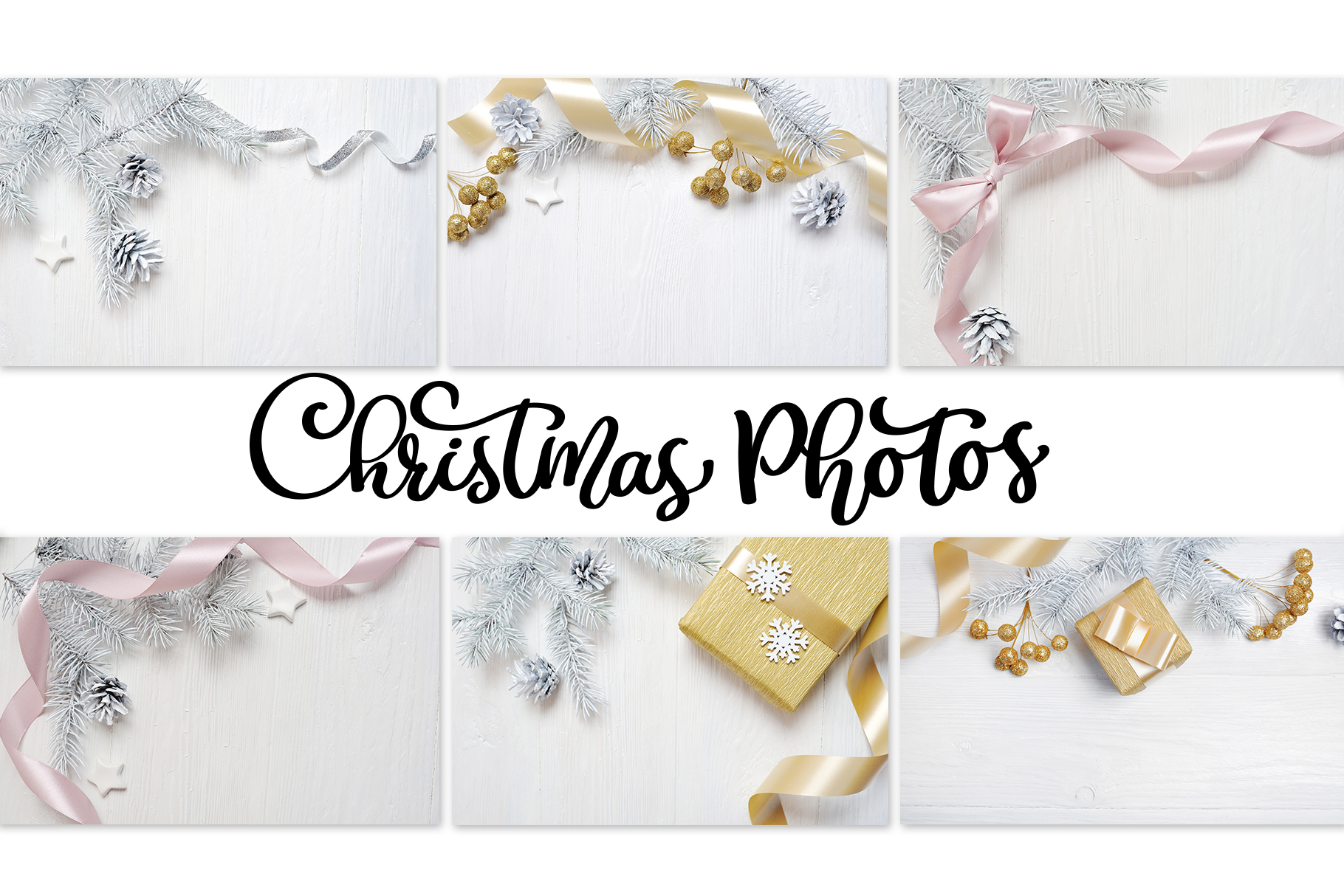 Christmas Bundle mockup example image 21