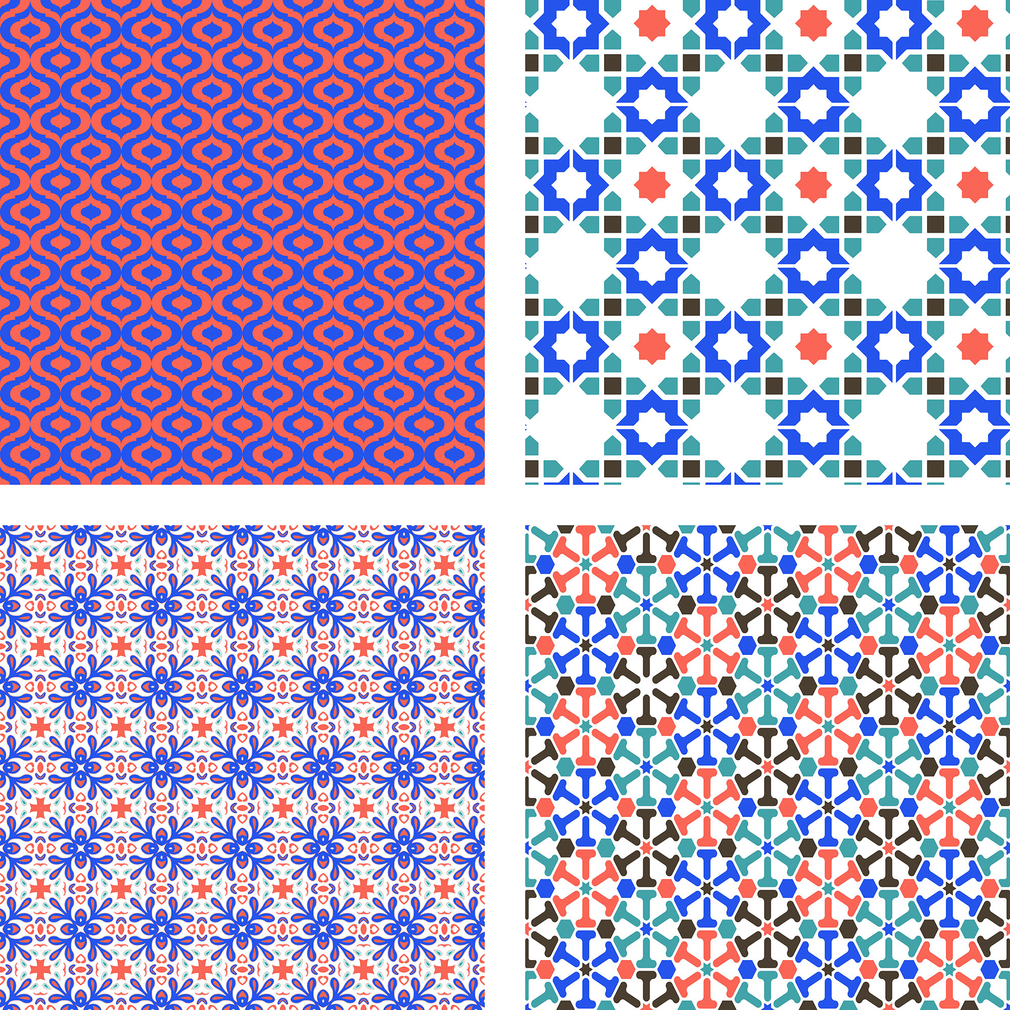 Arabic Pattern Pack example image 2