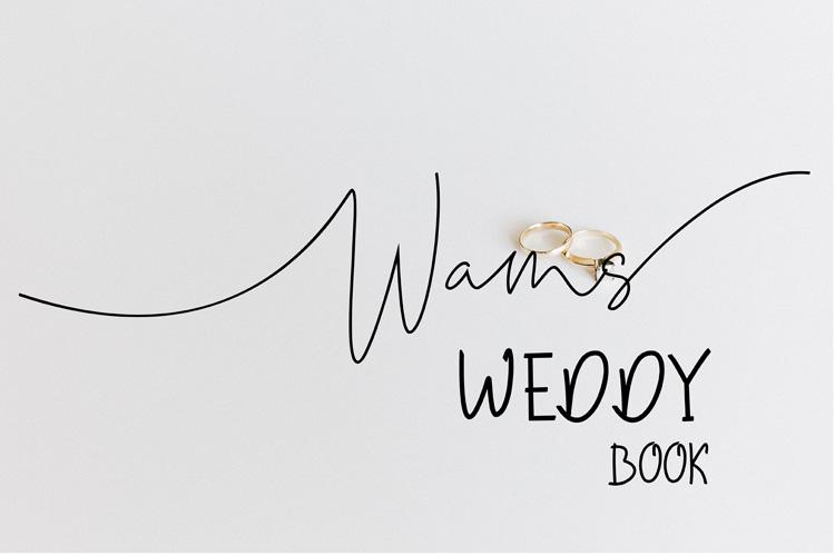 Lovely Natasya - Duo font example image 4