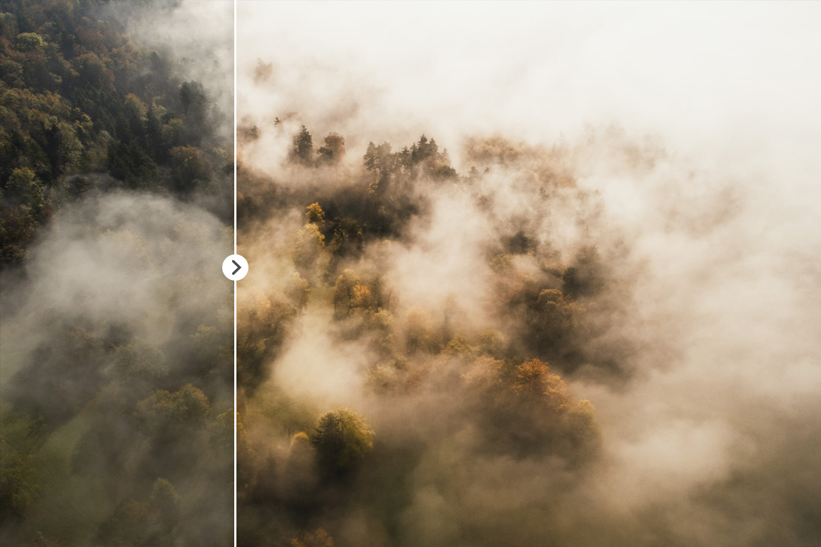 45 Lightroom Presets for Aerial Photography with Drones example image 5
