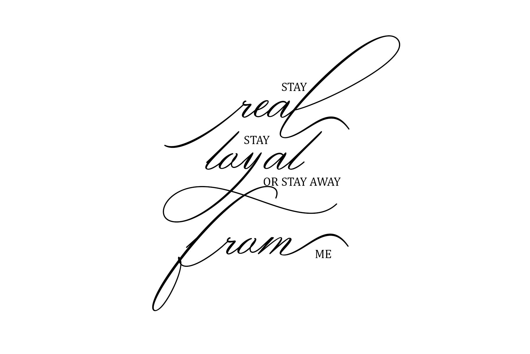 oklahoma calligraphy font example image 6