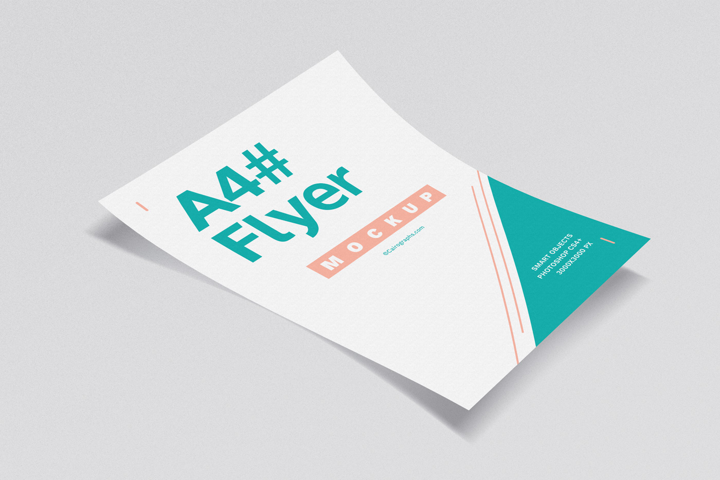 Posters & Flyers Mockups Vol.2 example image 8