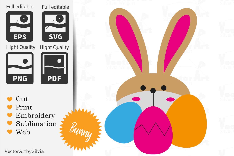 Easter Bundle - Cut Files - 5 Designs example image 5