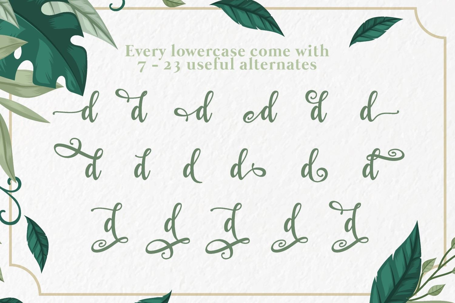 Samellya - Crafter's Font! example image 3