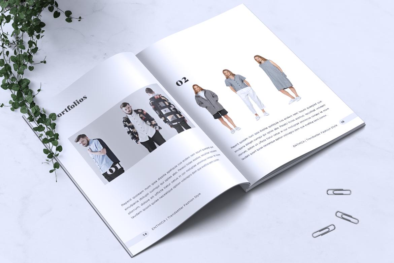 ENTHICA Fashion Magazines example image 11