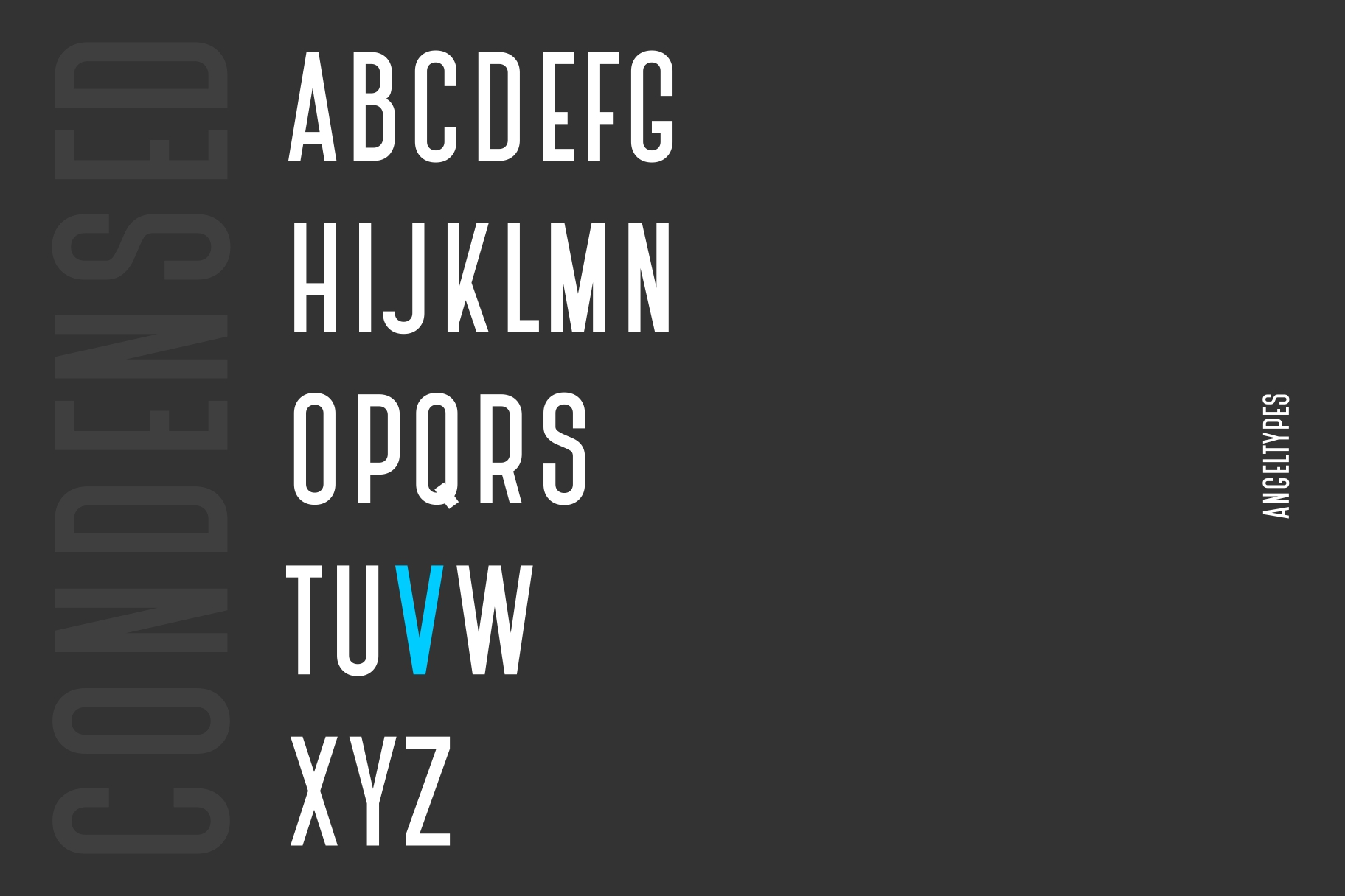 Angeltypes Dual Font example image 7